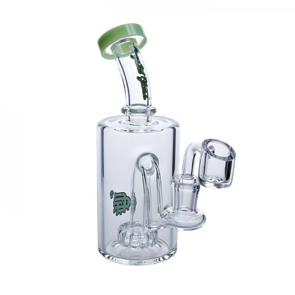 """5mm – 7"""" Crystal Glass. Direct Inject Can Rig. Matrix Perc."""